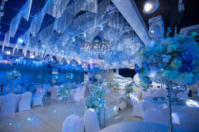 婚礼堂发布:20年餐饮老牌,仟纳集团打造7大主题宴会厅  第7张