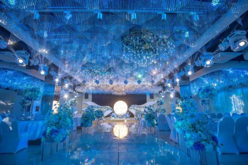 婚礼堂发布:20年餐饮老牌,仟纳集团打造7大主题宴会厅