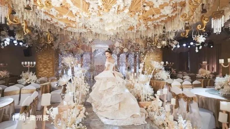 婚礼堂发布:20年餐饮老牌,仟纳集团打造7大主题宴会厅  第12张