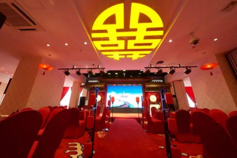 婚礼堂发布:20年餐饮老牌,仟纳集团打造7大主题宴会厅  第13张