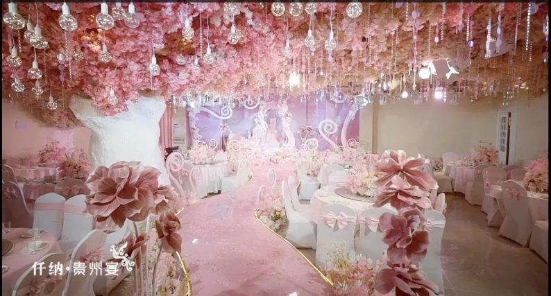婚礼堂发布:20年餐饮老牌,仟纳集团打造7大主题宴会厅  第19张