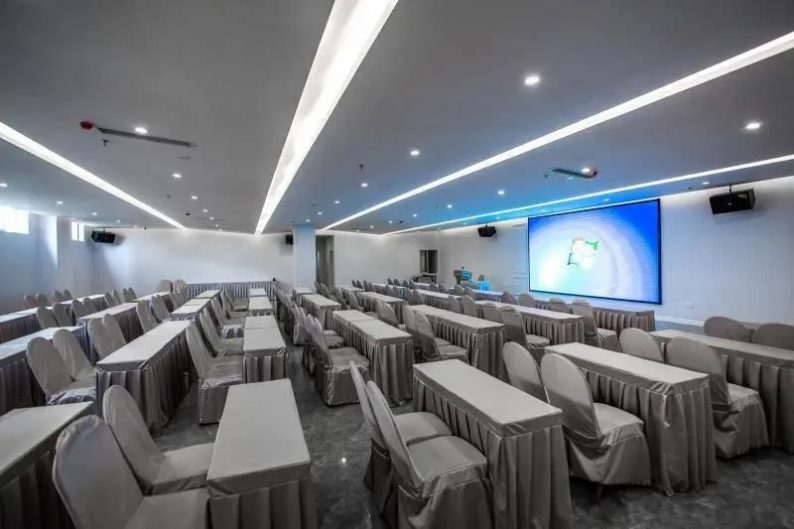 婚礼堂发布:20年餐饮老牌,仟纳集团打造7大主题宴会厅  第21张