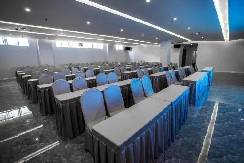 婚礼堂发布:20年餐饮老牌,仟纳集团打造7大主题宴会厅  第22张