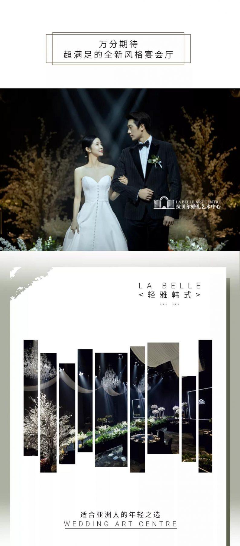 婚礼堂发布:全新风格宴会厅,备受新人瞩目  第3张