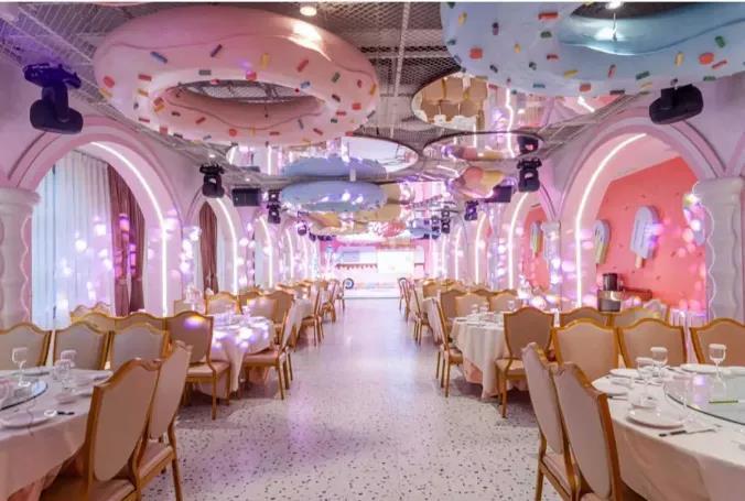 婚礼堂发布:湖锦酒楼,打造四大童话主题亲子宴会厅  第1张