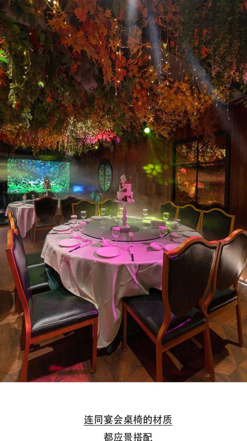 婚礼堂发布:湖锦酒楼,打造四大童话主题亲子宴会厅  第16张