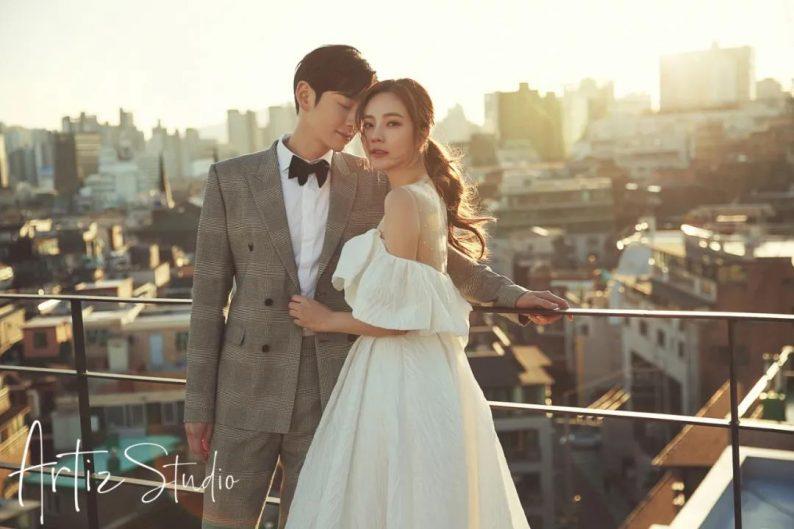2021年婚纱照风格流行趋势