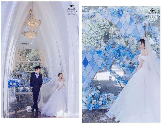 婚礼堂发布:魔都上海最美婚礼仪式堂合集  第8张