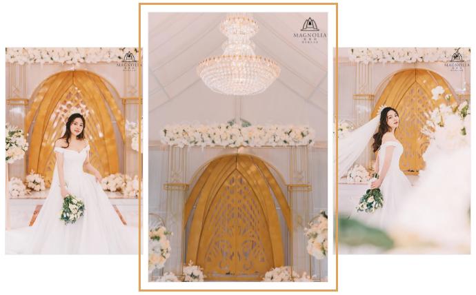 婚礼堂发布:魔都上海最美婚礼仪式堂合集  第26张