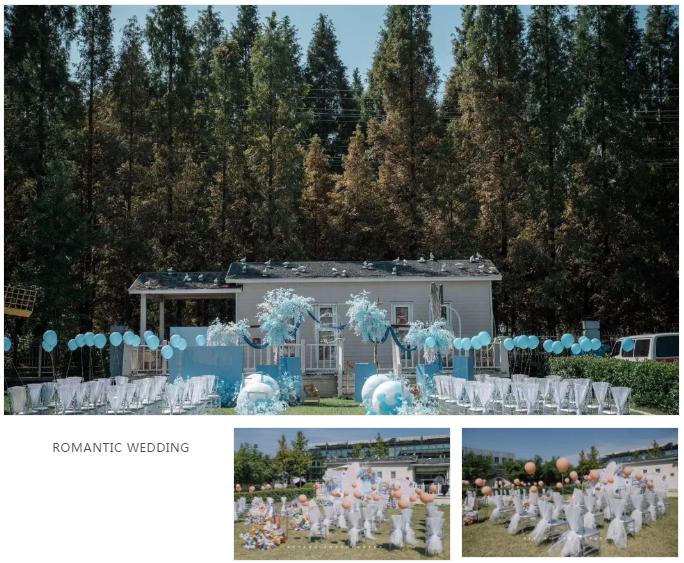 婚礼堂发布:百亩草坪、3大宴会厅!常州花鸟园生态酒店  第2张