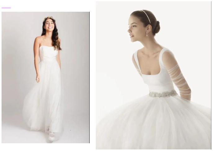 纽约新娘时装周:2021年秋冬婚纱最新系列  第3张