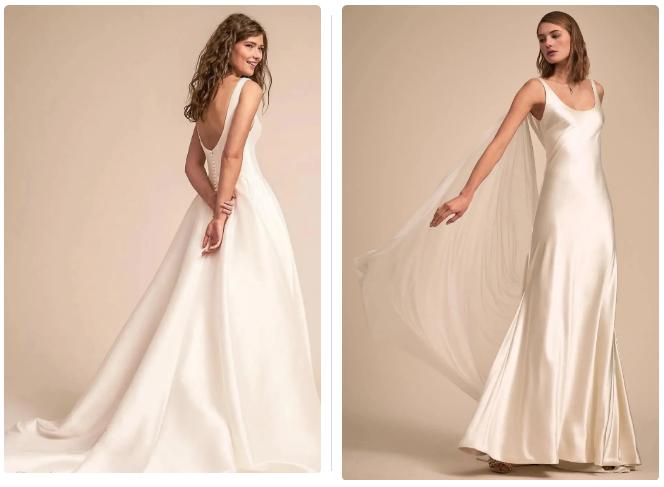 纽约新娘时装周:2021年秋冬婚纱最新系列  第13张