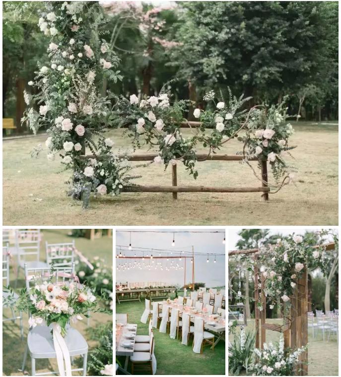 婚礼堂发布:半山秘境中的婚礼伊甸园  第25张