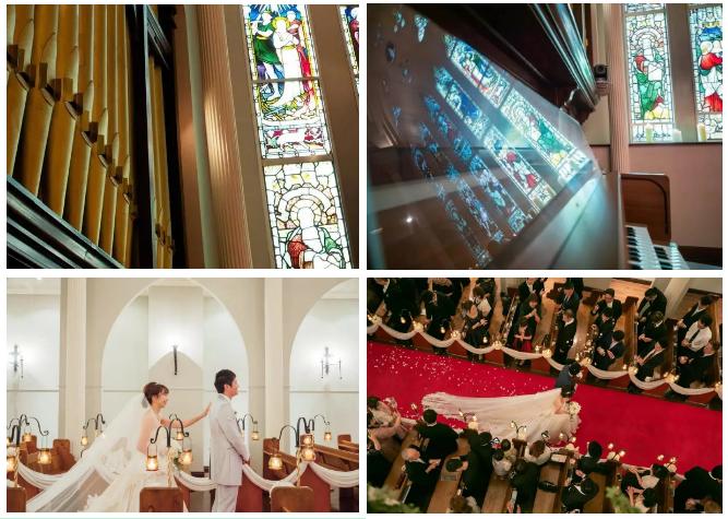 日本著名教堂:3所宝石教堂,英式华丽建筑  第18张