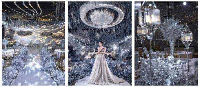 婚礼堂发布:斥资过亿!11个主题厅,又一艘宴会巨舰即将起航  第4张