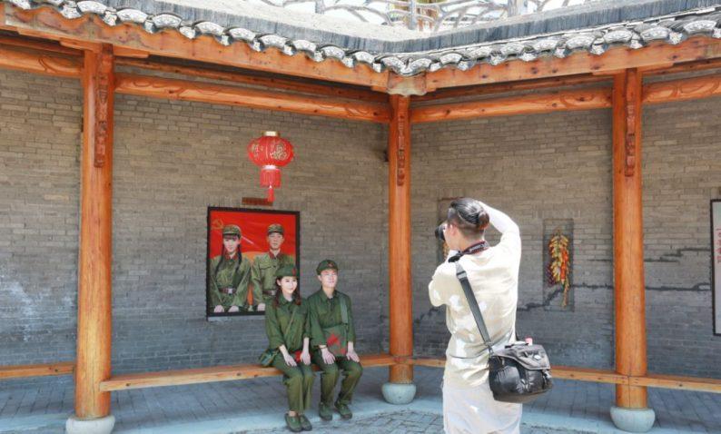 总投资900万!玫瑰小镇+婚纱摄影,打造浪漫风景线  第4张