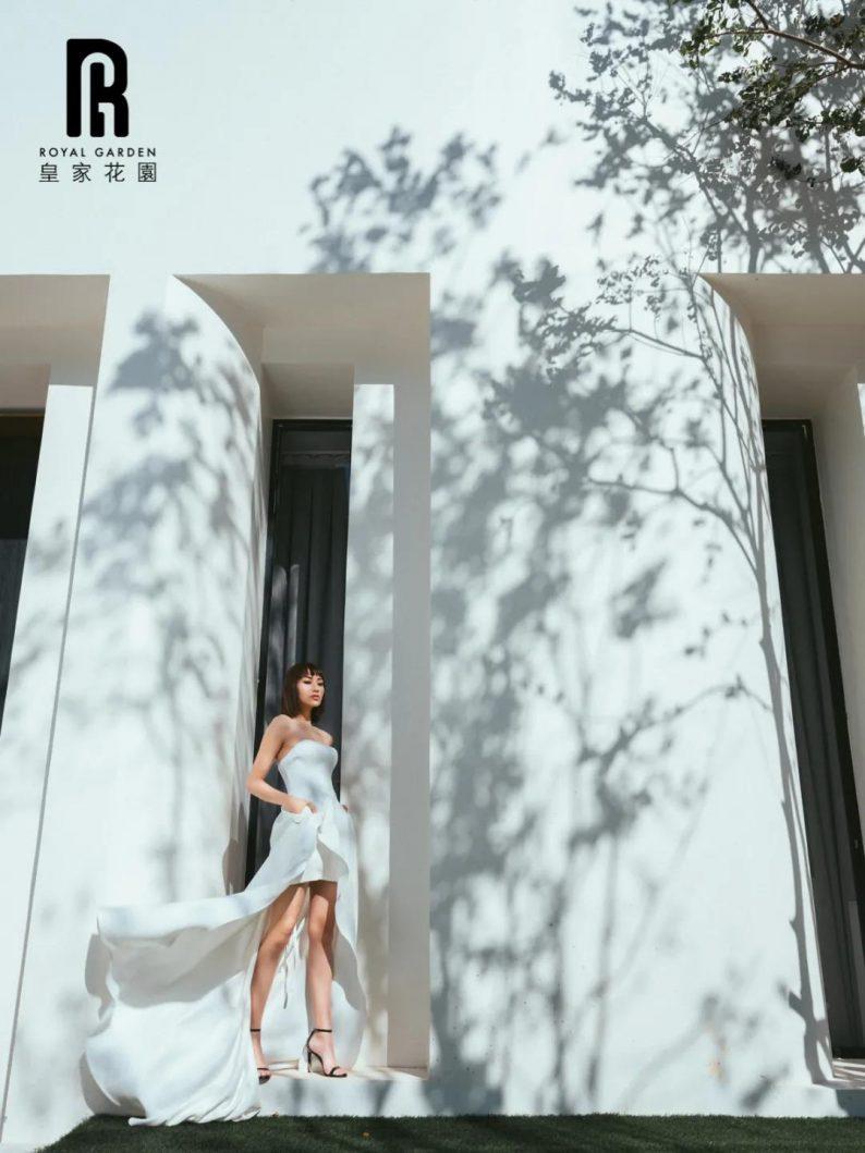 婚礼堂发布:南京网红新地标!皇家花园·法式格调婚礼会馆  第7张