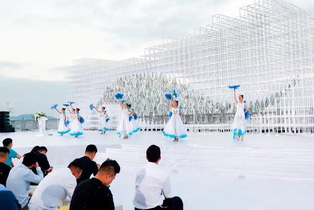 蔡上倾心打造《风聆》,2020三亚天涯海角婚庆节浪漫启幕!  第5张