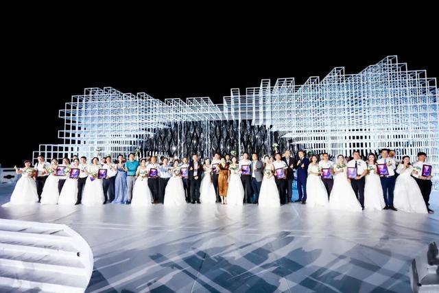 蔡上倾心打造《风聆》,2020三亚天涯海角婚庆节浪漫启幕!  第6张