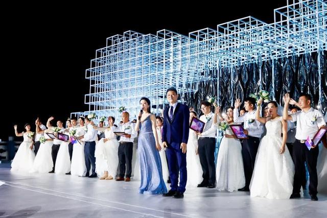 蔡上倾心打造《风聆》,2020三亚天涯海角婚庆节浪漫启幕!  第7张