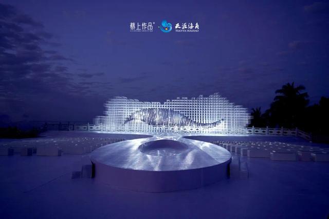 蔡上倾心打造《风聆》,2020三亚天涯海角婚庆节浪漫启幕!  第8张