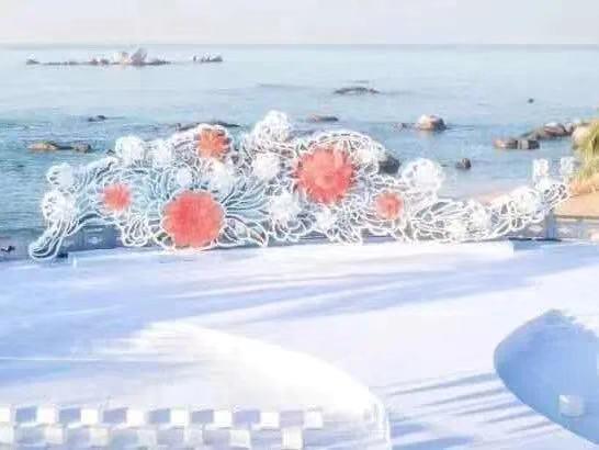 蔡上倾心打造《风聆》,2020三亚天涯海角婚庆节浪漫启幕!  第10张