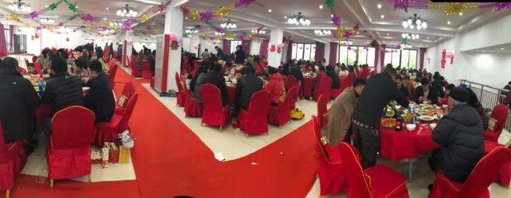 在五六线市场,文化礼堂成婚宴首选场地!