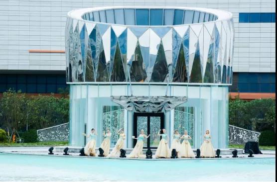 婚礼堂发布:总投资8亿、4.5万平!福州万豪酒店正式营业  第6张