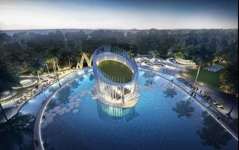 婚礼堂发布:总投资8亿、4.5万平!福州万豪酒店正式营业  第10张