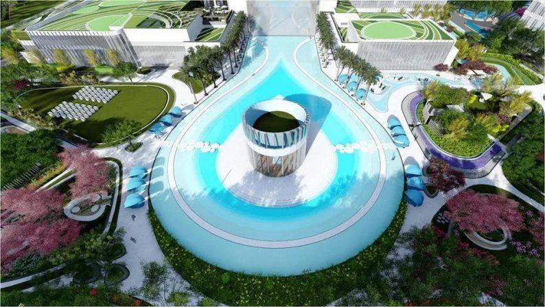 婚礼堂发布:总投资8亿、4.5万平!福州万豪酒店正式营业  第11张