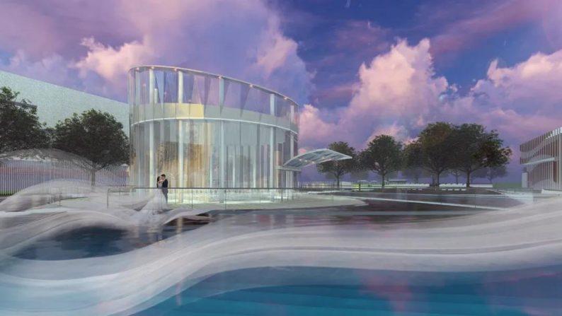 婚礼堂发布:总投资8亿、4.5万平!福州万豪酒店正式营业  第12张
