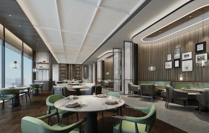 婚礼堂发布:总投资8亿、4.5万平!福州万豪酒店正式营业  第17张