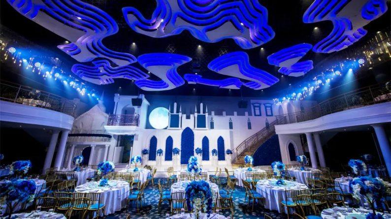 """婚礼堂发布:5大百万级宴会厅!""""婚嫁+商业地产""""的完美融合  第5张"""