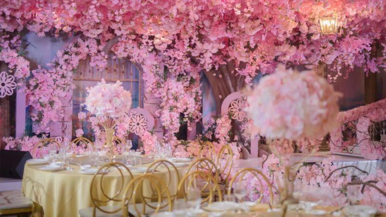 """婚礼堂发布:5大百万级宴会厅!""""婚嫁+商业地产""""的完美融合  第7张"""