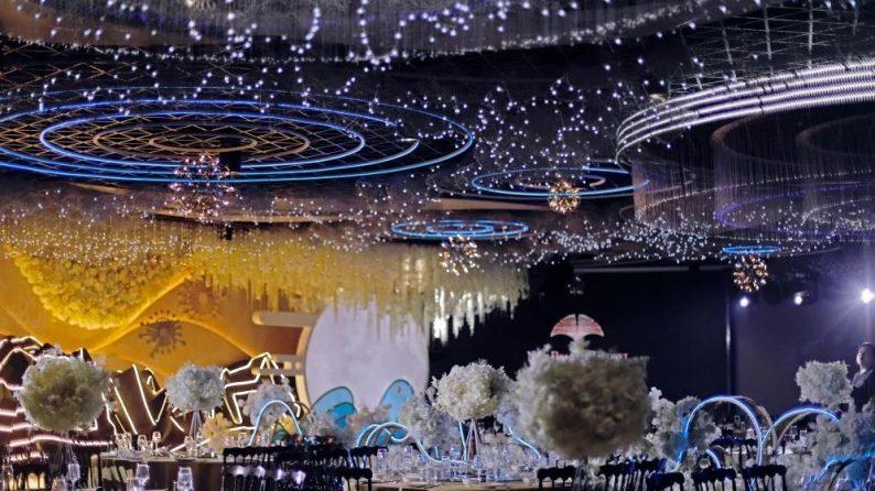 """婚礼堂发布:5大百万级宴会厅!""""婚嫁+商业地产""""的完美融合  第8张"""