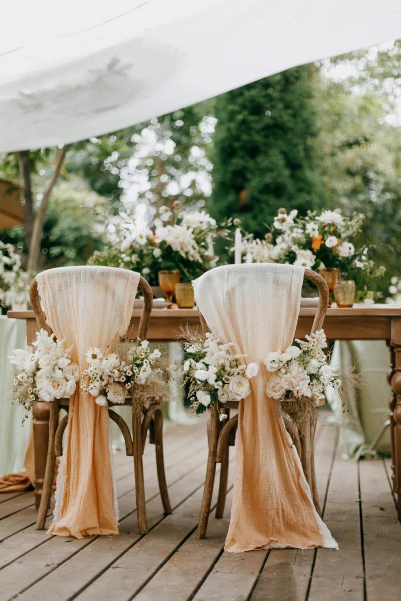 花漾婚礼堂:岛城首个湖畔&木屋婚礼场地  第11张