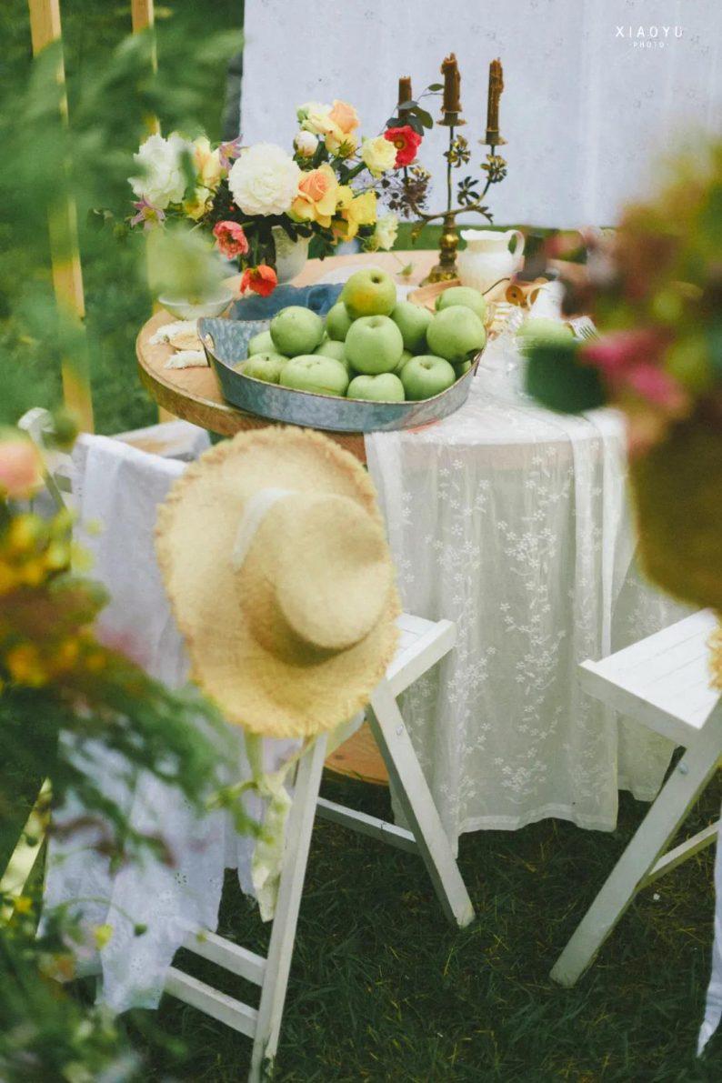 花漾婚礼堂:岛城首个湖畔&木屋婚礼场地  第21张