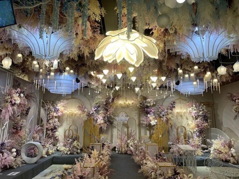 婚礼堂发布:3大主题宴会厅,嘉禧盛宴即将开业  第2张