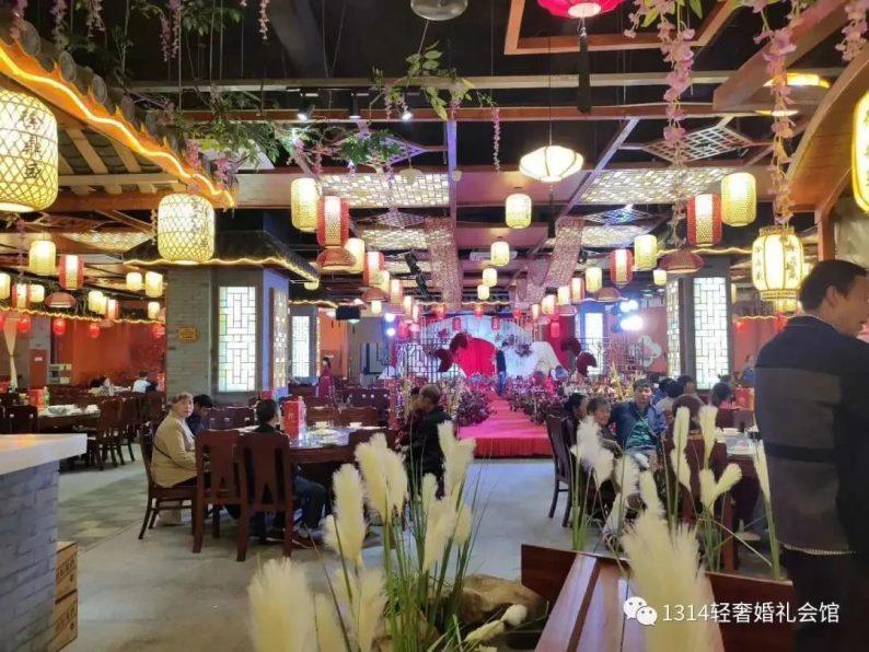 婚礼堂发布:3大主题宴会厅,嘉禧盛宴即将开业  第4张