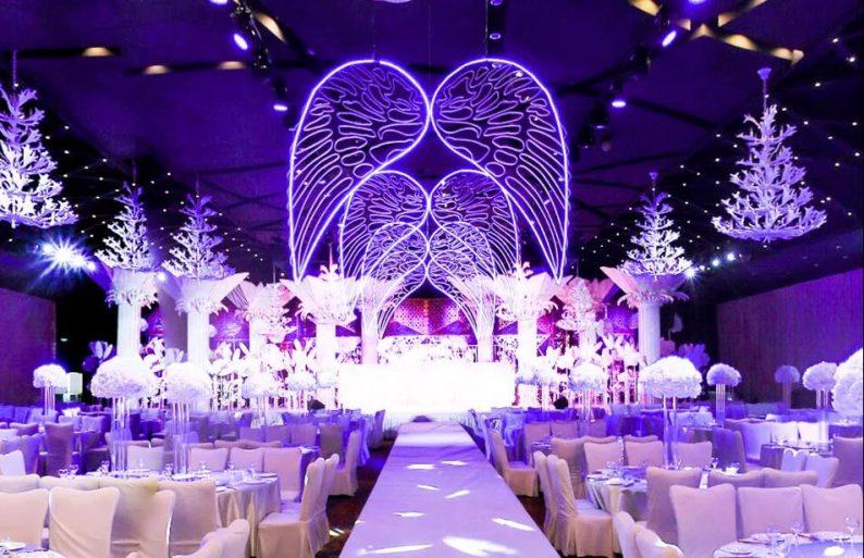 婚礼堂发布:呼市首家生态园林式花园酒店  第2张