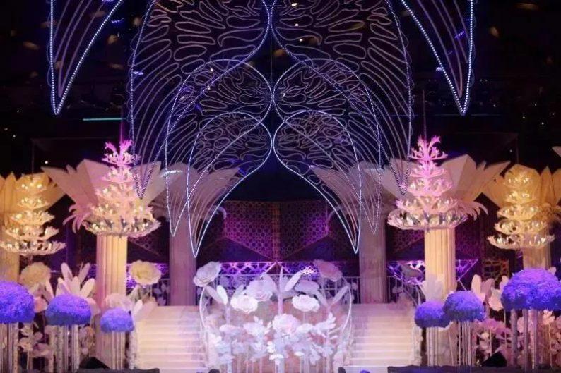 婚礼堂发布:呼市首家生态园林式花园酒店  第4张