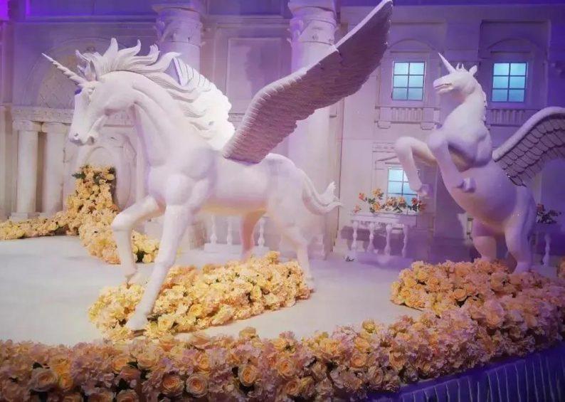 婚礼堂发布:呼市首家生态园林式花园酒店  第6张