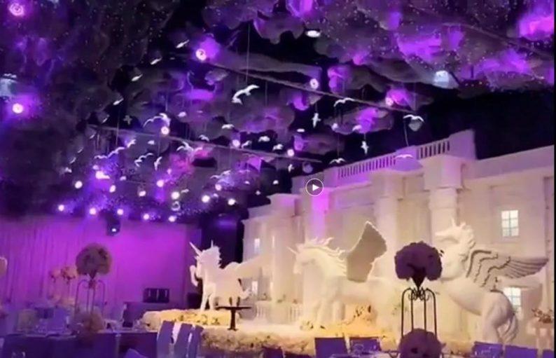 婚礼堂发布:呼市首家生态园林式花园酒店  第7张