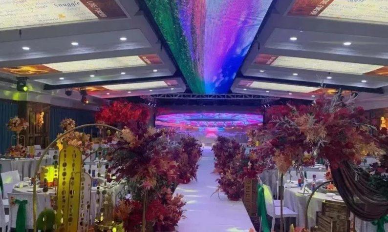 婚礼堂发布:呼市首家生态园林式花园酒店  第8张