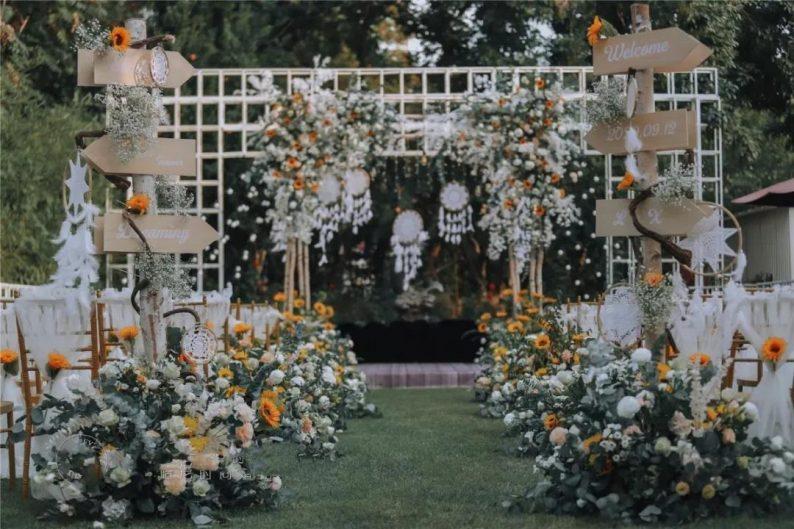 婚礼堂发布:5A级历史保护区,天津市中心的英式园林花园  第11张