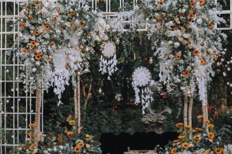 婚礼堂发布:5A级历史保护区,天津市中心的英式园林花园  第12张