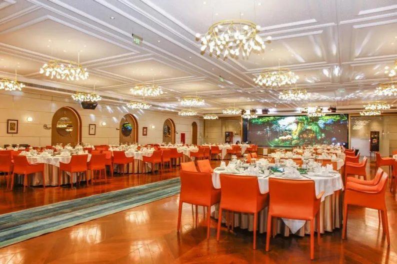 婚礼堂发布:5A级历史保护区,天津市中心的英式园林花园  第3张