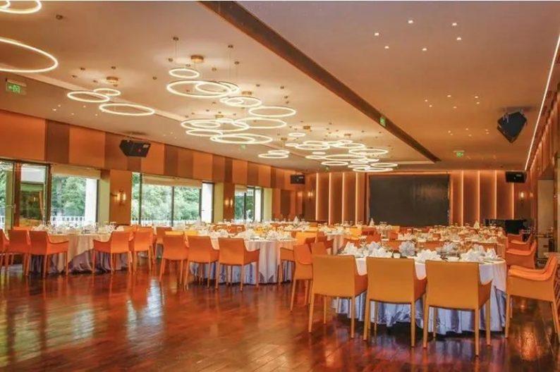婚礼堂发布:5A级历史保护区,天津市中心的英式园林花园  第5张