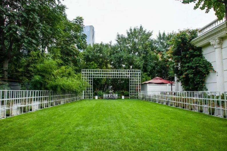 婚礼堂发布:5A级历史保护区,天津市中心的英式园林花园  第9张