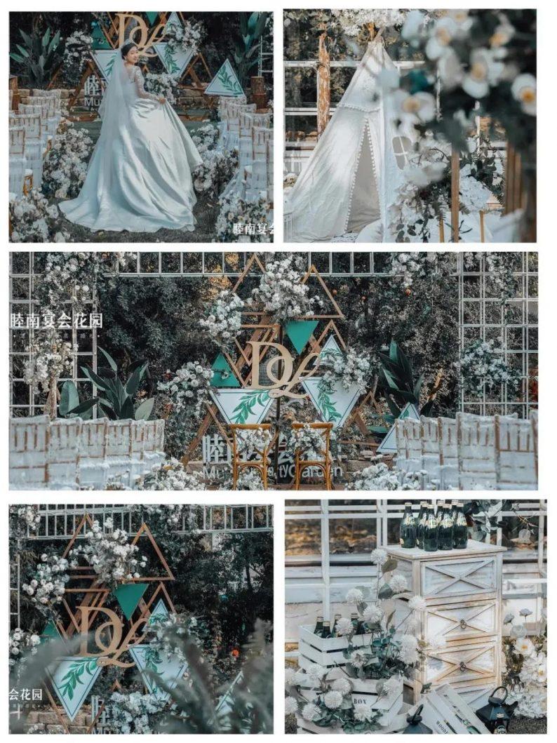 婚礼堂发布:5A级历史保护区,天津市中心的英式园林花园  第14张